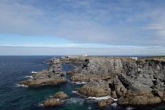 Belle Île, Pointe des Poulains
