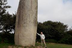 Menhir de Kerlois